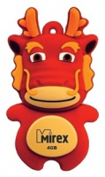 Флэш-диск Mirex 04 Gb Kids-DRAGON Red (Дракон) (5)