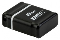 Флэш-диск EMTEC 08 Gb S100 Micro Flash Drive (5)
