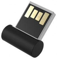 Флэш-диск Leef 32 Gb SURGE Black/White