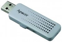 Флэш-диск Apacer 32 Gb AH323 White (10)