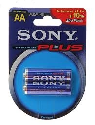 Sony LR6-2BL STAMINA PLUS [AM3B2A] (40/120/9600)
