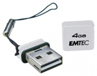 Флэш-диск EMTEC 04 Gb S100 Micro Flash Drive (5)