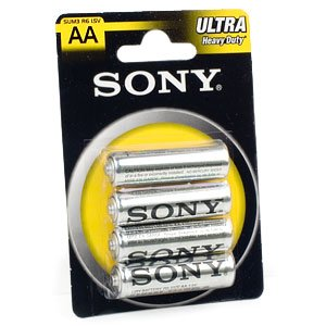 Sony R6-4BL NEW ULTRA [SUM3NUB4A] (48/240/23760)
