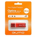Флэш-диск QUMO 16 Gb Optiva-01 Red