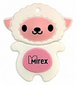 Флэш-диск Mirex 08 Gb Kids-SHEEP Pink (Овечка)