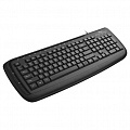 Клавиатура Trust BlackStream Keyboard black USB (10/120)