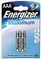 Energizer LR03-2BL Maximum (2/24/8880)