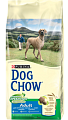 DOG CHOW ADULT LARGE BREED Индейка 14кг