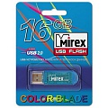 Флэш-диск Mirex 04 Gb ELF Blue (50)