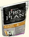 PRO PLAN LIGHT Д/Кошек Низкокалорийный Индейка, Рис 400гр