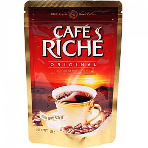 "Кофе ""Cafe Riche original""  50г 1/15"