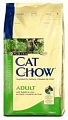 CAT CHOW ADULT Кролик, Печень 15кг