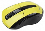 Мышь Intro Wireless Black/Yellow (20/40/320)