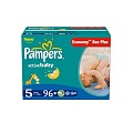 PAMPERS Подгузники Active Baby Junior (11-18 кг) Малая Мега Упаковка 87\96
