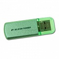 Флэш-диск Silicon Power 04 Gb Helios 101 Green (10)
