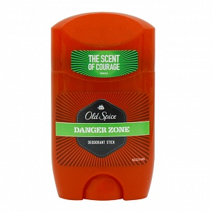 OLD SPICE Твёрдый дезодорант Danger Zone 60мл\50мл